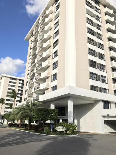 North Palm Beach Condo For Sale: 1200 Marine Way #507