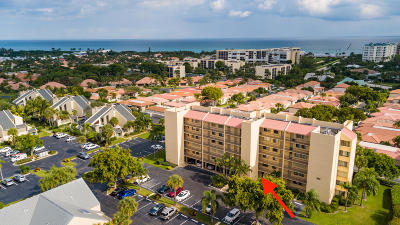 Jupiter Condo For Sale: 1605 S Us Highway 1 #M3-202