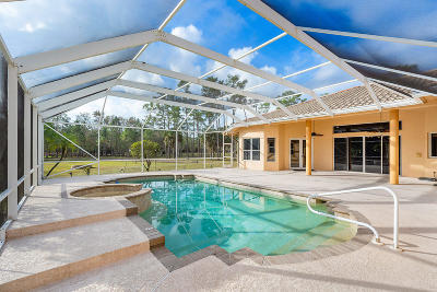 Loxahatchee Single Family Home For Sale: 2910 Doe Trail