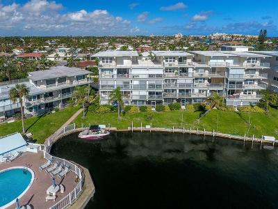 Deerfield Beach Condo For Sale: 1501 SE 15th Court #105