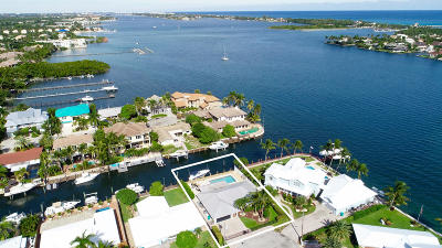 Boynton Beach Single Family Home For Sale: 823 Shore Drive