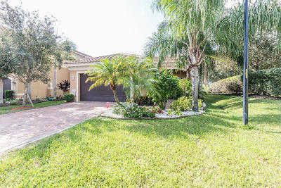 boynton beach Single Family Home For Sale: 10587 Cape Delabra Court