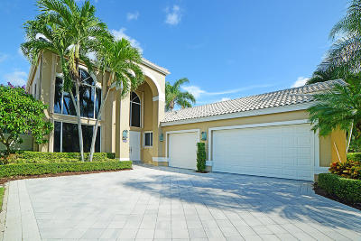 Boca Raton FL Single Family Home For Sale: $1,199,000