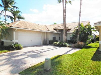 Delray Beach Rental For Rent: 5428 Grande Palm Circle