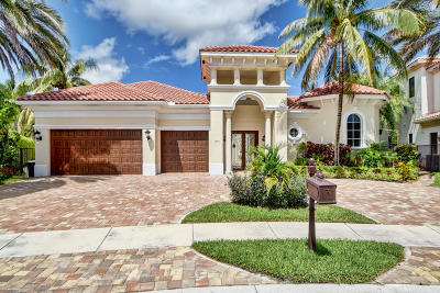 Boca Raton FL Single Family Home For Sale: $969,999