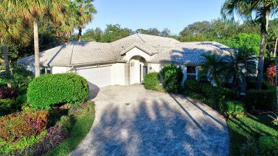 West Palm Beach Single Family Home For Sale: 148 Private Place