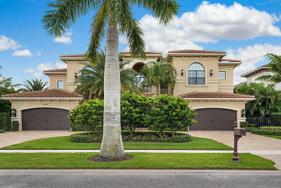 Boca Raton FL Single Family Home For Sale: $3,500,000
