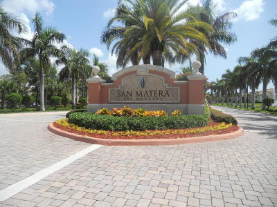 Palm Beach Gardens Rental For Rent: 2724 Anzio Court #301
