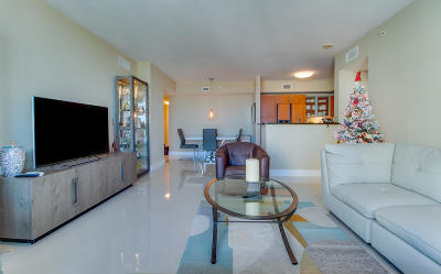 West Palm Beach Condo For Sale: 1551 Flagler Drive #907