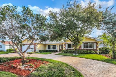 Broward County Single Family Home For Sale: 4430 NE 30th Terrace