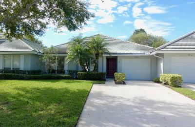 Palm City Single Family Home Contingent: 2822 SW Westlake Circle