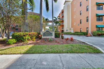 Boynton Beach, West Palm Beach Rental For Rent: 1640 Presidential Way #501