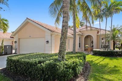 West Palm Beach Single Family Home For Sale: 7706 Red River Road