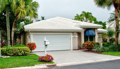 Boca Raton FL Single Family Home For Sale: $774,900