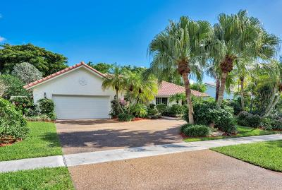 Boca Raton FL Single Family Home For Sale: $795,000