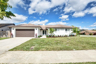 Deerfield Beach FL Single Family Home For Sale: $425,000