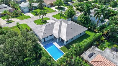 Delray Beach Single Family Home For Sale: 1502 Dale Lane