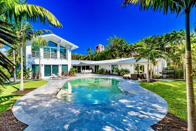 Boca Raton FL Single Family Home For Sale: $4,400,000