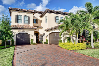 Delray Beach Single Family Home For Sale: 8261 Banpo Bridge Way