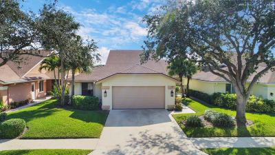 Jupiter Single Family Home For Sale: 173 Ocean Pines Terrace