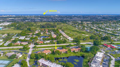 Delray Beach Single Family Home For Sale: 832 Lago Road