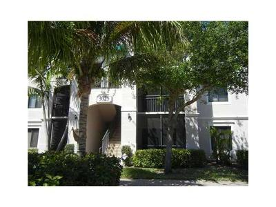 Palm Beach Gardens Rental For Rent: 3023 Alcazar Place #102