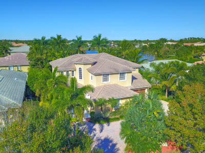 Palm City Single Family Home For Sale: 4650 SW Long Bay Drive
