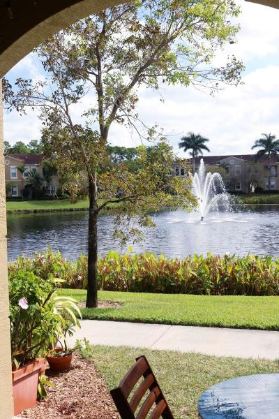 Palm Beach Gardens Condo For Sale: 4890 Bonsai Circle #100