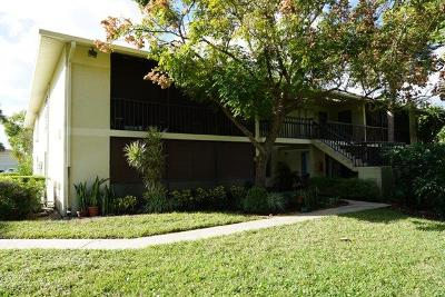 Jupiter Condo For Sale: 6563 Chasewood Drive #C