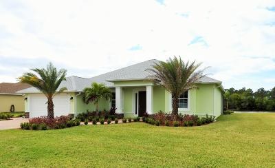 Port Saint Lucie Single Family Home For Sale: 370 SW Vista Lake Drive