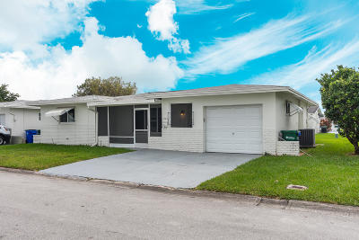 Margate FL Single Family Home For Sale: $235,000
