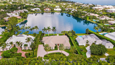 North Palm Beach FL Single Family Home For Sale: $3,950,000