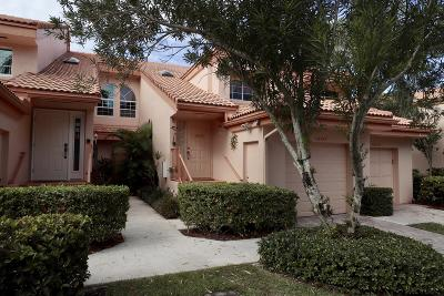 Boca Raton FL Townhouse For Sale: $320,000