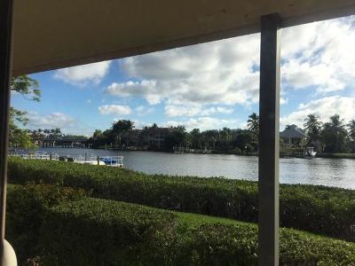 Tequesta Condo For Sale: 9240 SE Riverfront Terrace #Pines C