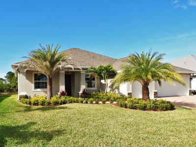 Port Saint Lucie, Saint Lucie West Single Family Home For Sale: 328 SW Vista Lake Drive