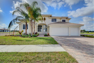 Boynton Beach Single Family Home For Sale: 9548 Captiva Circle