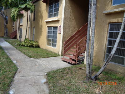 Tamarac FL Condo For Sale: $83,200