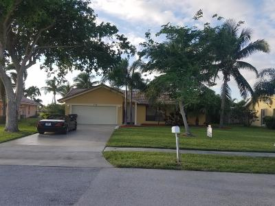 Boca Raton FL Rental For Rent: $2,975