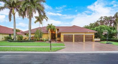 Boca Raton FL Single Family Home For Sale: $965,000