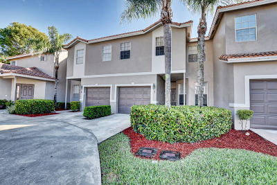 Boca Raton FL Townhouse For Sale: $314,750