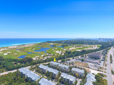 Juno Beach Townhouse For Sale: 473 Juno Dunes Way
