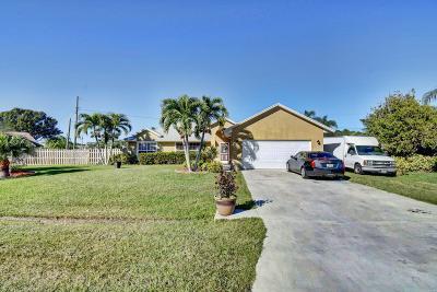 Port Saint Lucie, Saint Lucie West Single Family Home For Sale: 1809 SE Gaskins Circle