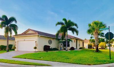 Port Saint Lucie, Saint Lucie West Single Family Home For Sale: 879 SW Rocky Bayou Terrace