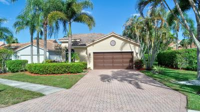 Boca Raton FL Single Family Home For Sale: $465,000