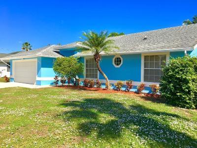 Port Saint Lucie, Saint Lucie West Single Family Home For Sale: 2433 SE Westmoreland Boulevard