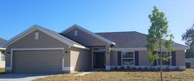 Port Saint Lucie, Saint Lucie West Single Family Home For Sale: 3485 SW San Giorgio Street