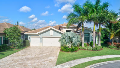 Delray Beach Single Family Home For Sale: 9280 Tropez Lane