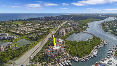 Jupiter Condo For Sale: 400 S Us Highway 1 #602