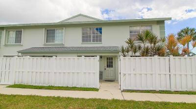 West Palm Beach Single Family Home For Sale: 3694 Savoy Lane #I