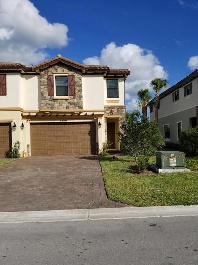 Boynton Beach Rental For Rent: 5309 Santa Maria Avenue